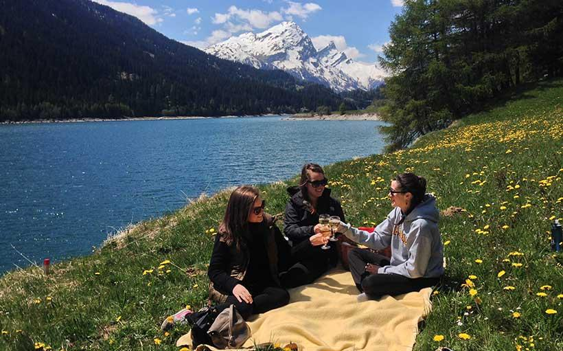 Switzerland Picnic